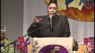 The Rev. Dr. Carolyn Showell - Women's Conference 2011