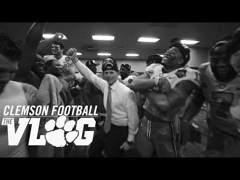 Clemson Football || The Vlog (Season 3 Ep 17)