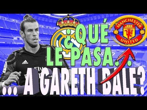 REAL MADRID // NOTICIAS -- QUÉ LE PASA A GARETH BALE?