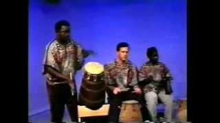Call & Response DRUMS - ATSIA - Traditional Style - GODWIN AGBELI