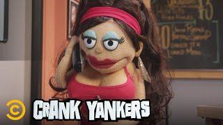 Chelsea Peretti Prank Calls Hotters - Crank Yankers NEW