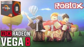 Roblox Island Royale - Ryzen 3 2200G Vega 8 - Gameplay