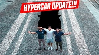 BUILDING OUR OWN HYPERCAR COMPANY!