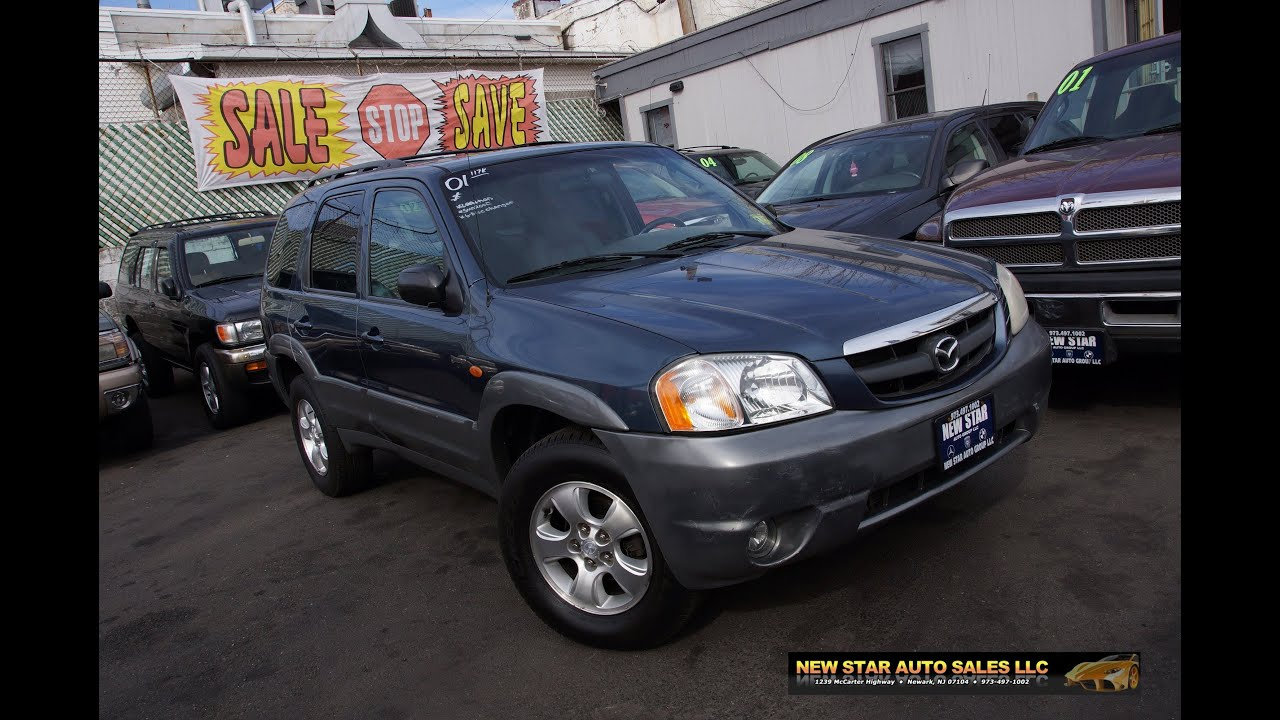 2001 mazda tribute es 4wd youtube. Black Bedroom Furniture Sets. Home Design Ideas