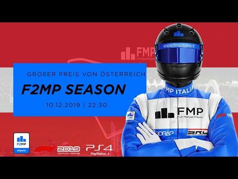F2MP | OPENING SEASON #9 | AUSTRIAN GRAND PRIX FMP ITALIA