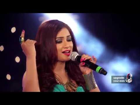 Shreya ghoshal: 6 captains on the stage of music ka maha muqqabla.