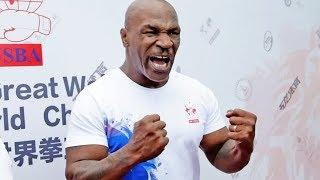 Тайсон показал отличную форму / Майк откровенно про Мухаммеда Али, Каса Д'Амато и бокс