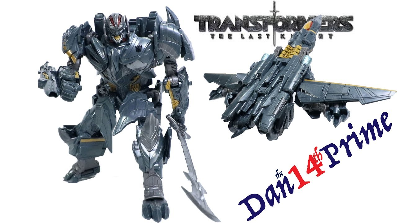 TRANSFORMERS 5 THE LAST KNIGHT MEGATRON ACTION FIGURES KO VERSION SPIELZEUG Transformers & Roboter