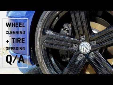 DI Facebook Live Wheel Cleaning & Tire Dressing Q&A