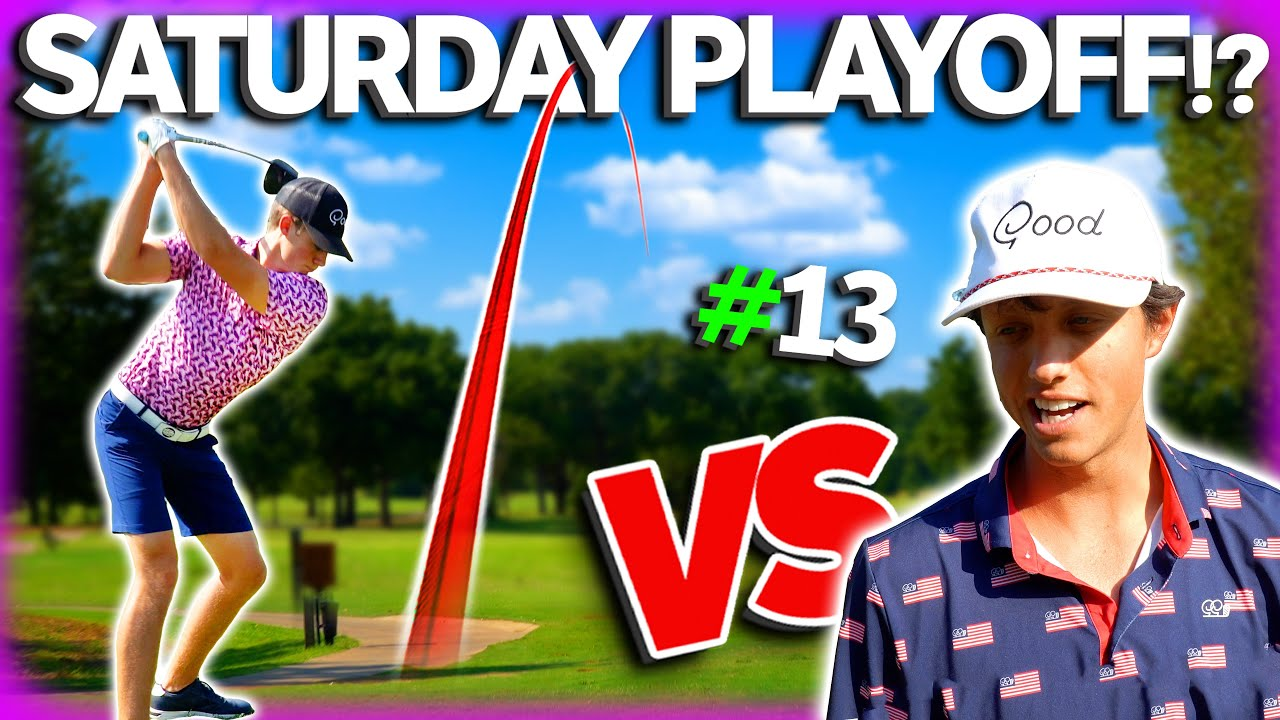 Download What A Way To Finish! | Saturday Match #13 | GM GOLF