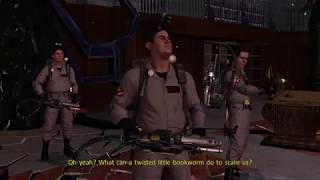 I ain't afraid of no ghost: Ghostbusters Part 11