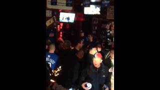 NYG CHANT IN SF BAR ACES