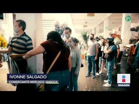 Así se vivió el último día del Mercado de Jamaica | Noticias con Ciro Gómez Leyva