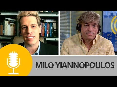 Mic'd Up – The Pope and the Homomafia. Special Guest – Milo Yiannopoulos