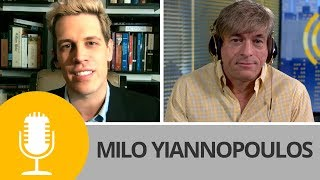 Mic'd Up – The Pope and the Homomafia. Special Guest –Milo Yiannopoulos