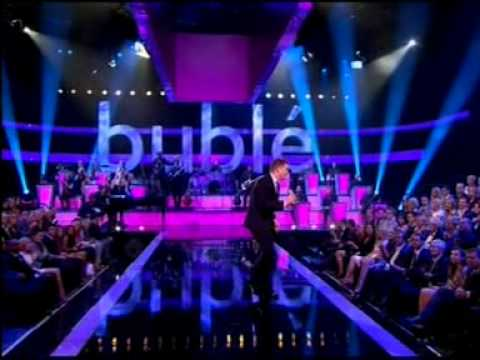Micheal Buble Everything live vocal HD dvd