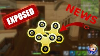 Fortnite Gameplay | WE FOUND A FIDGET SPINNER! w/Friends (REALLY OP) [001]