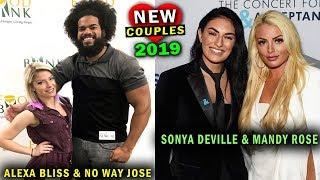 5 New WWE Couples 2019 - Alexa Bliss & No Way Jose, Sonya Deville & Mandy Rose
