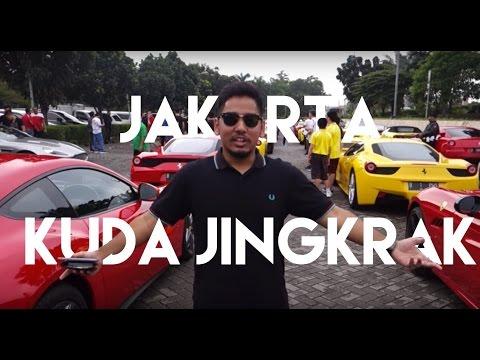 JAKARTA DAN KUDA JINGKRAK | CARVLOG 001