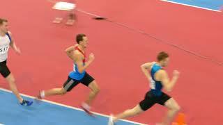 2018 СФО   400м м финал1 (Евгений Панасенко)