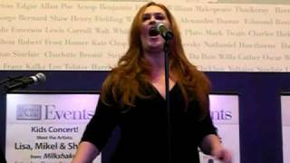 Say Goodbye - sung by Katie Thompson