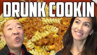 Drunk Cooking Recipe: Filipino Spaghetti