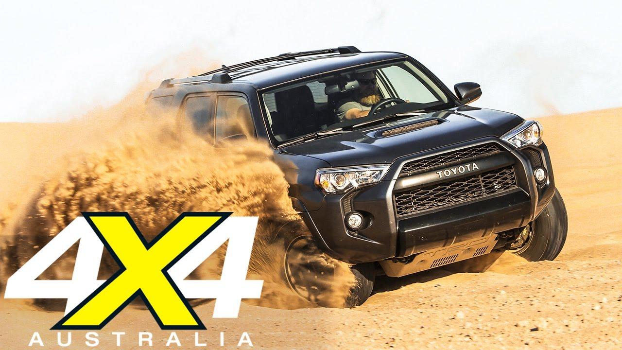 2016 Toyota 4Runner TRD Pro review | Road test | 4X4 Australia ...