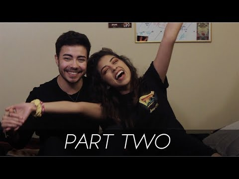 STORY TIME: HOW WE STARTED DATING // PART 2