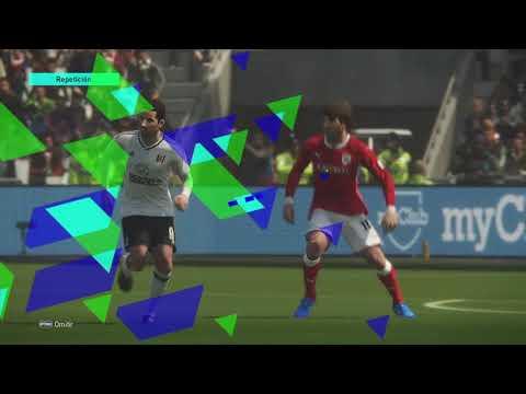 Fulham vs Barnsley, Jornada 18, Temp03, PES 2018