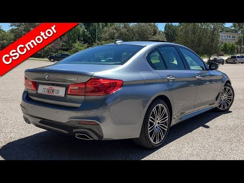 BMW Serie 5 2017 Revisin r pida