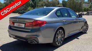 BMW Serie 5 - 2017   Revisión rápida