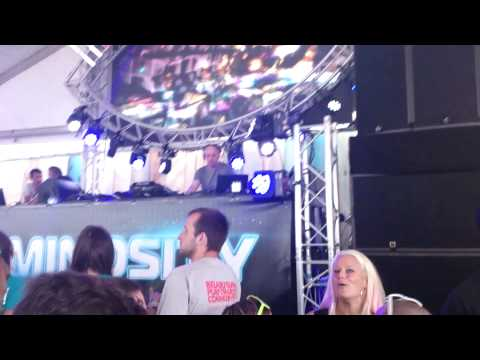 Oliver Lieb live @ Luminosity 2014 - Sunday Classic Stage
