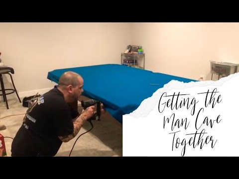 Assembly Of Olhausen Pool Table