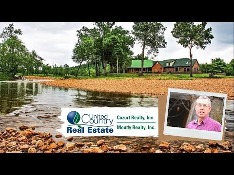 Ozark Mountain Estate For Sale In Arkansas