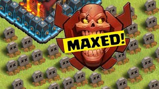 Clash Of Clans Attacks | Maxed Out Bases | Clash Of Clans Strategy