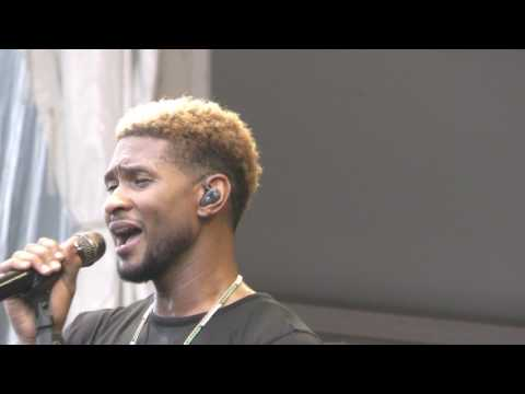 Usher The Roots Climax New Orleans Jazz Festival 2017 4/29/17