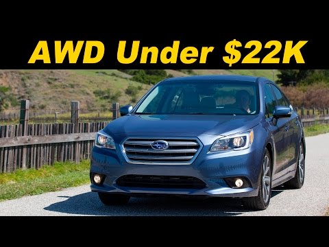 2015 & 2016 Subaru Legacy 2.5 Review and Road Test - DETAILED in 4K