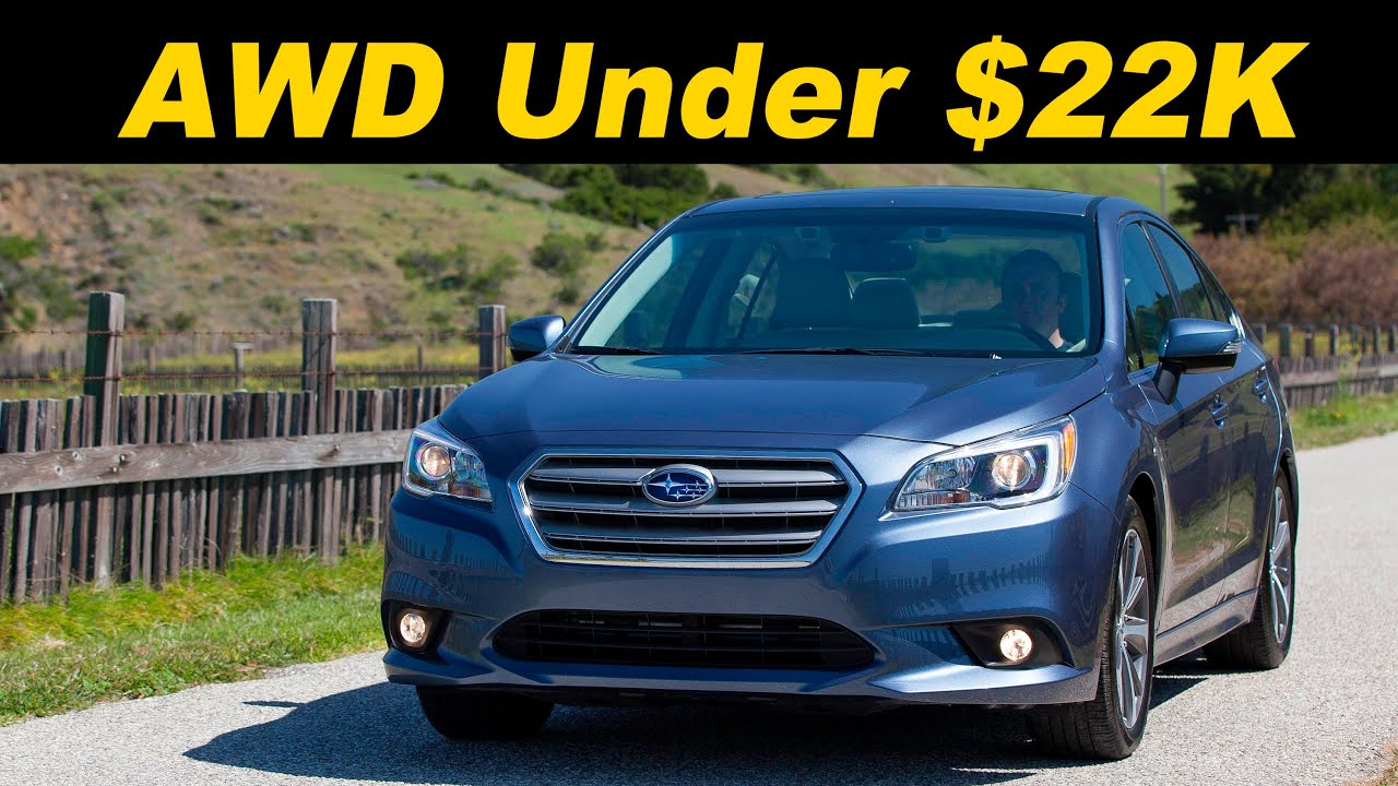 2015 & 2016 subaru legacy 2.5 review and road test - detailed in