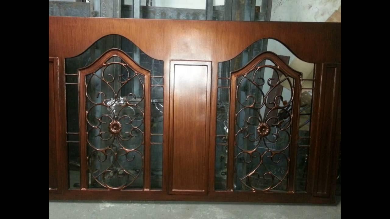 Puertas decorativas en panama whatsapp 50760137296 youtube for Precio de puertas para casa