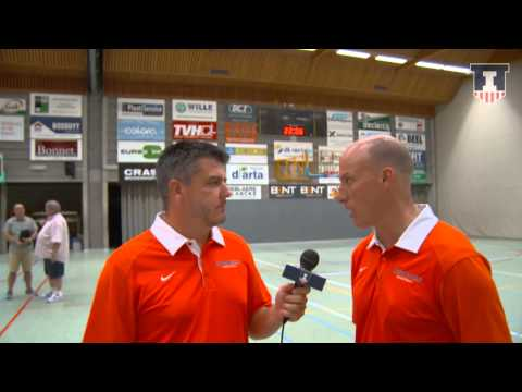 Coach Groce Postgame Interview: Eurotrip Game 1