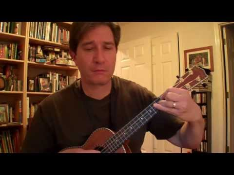 Broken Heart by Eddie Vedder on Tenor Ukulele (with tab)