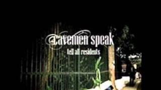 Cavemen Speak - Darkness of the night