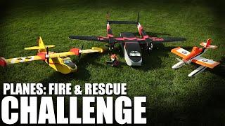 Flite Test - Planes: Fire & Rescue Challenge