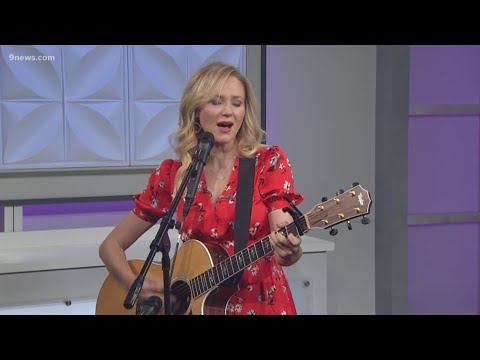 Singer-songwriter Jewel visits 9NEWS ahead of Wellness Your Way Festival in Denver