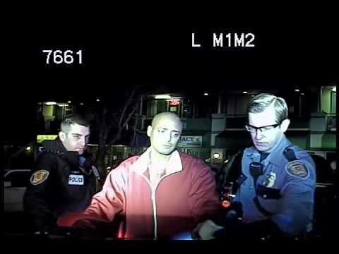 Seattle Police, DUI stop