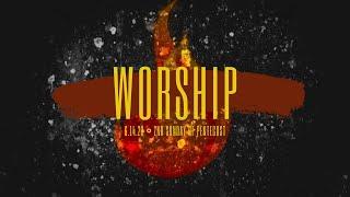 2nd Sunday of Pentecost - Sunday, June 14, 2020 Worship