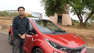 Tata Altroz Premium Hatchback Overview & First Look