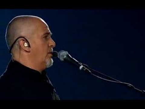 Peter Gabriel - Here Comes The Flood