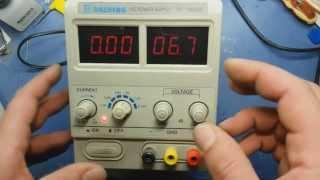 Обладнання для ремонту #3: Лабораторний пліч харчування ''Dazheng PS-1502DD''