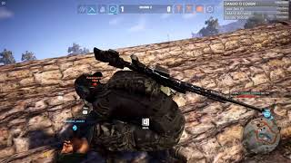 GHOST RECON WILDLANDS PVP ON PC! (Ghost War PC Highlights)